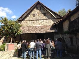 Επίσκεψη στην Ιερά Μονή του Αγίου Ιωάννη του Λαμπαδιστή