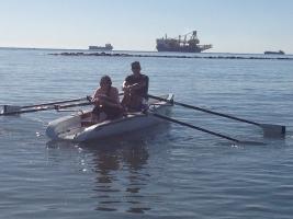 Κωπηλασία σε Διθέσιο Σκάφος