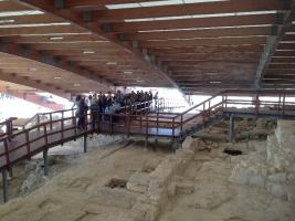 Ξενάγηση στον Αρχαιολογικό Χώρο Κουρίου